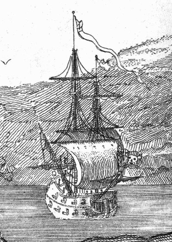 Cameron Virrill – Ghost Ship