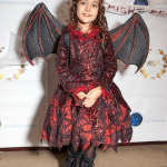 "Cutest Starlet, Emma Gladstein on the red carpet for ""The Catalyst."""