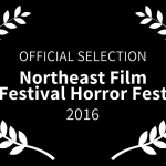 Official Selection Northeast Film Festival Horror Fest